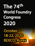 The 74th World Foundry Congress 2020